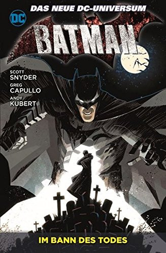 Batman 06 - Im Bann des Todes