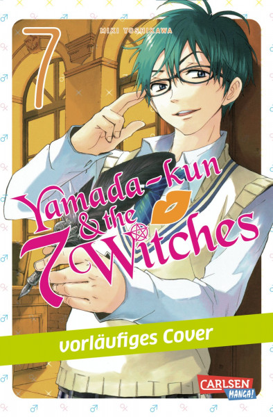 Yamada-kun and the seven Witches 07