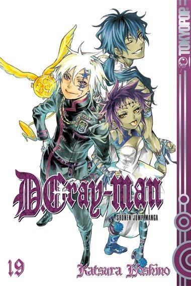 D. Gray-Man 19