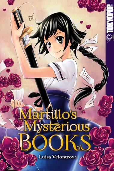 Martillo`s Mysterious Books