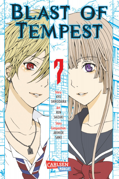 Blast Of Tempest, Band 7