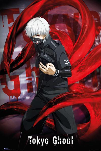 Poster: C13 Tokyo Ghoul Ken Kaneki