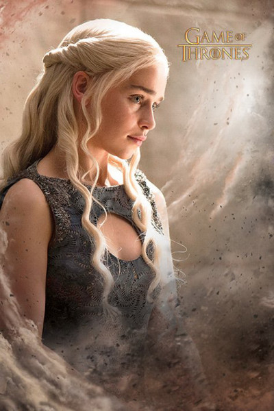 Poster: Game of Thrones - Daenarys