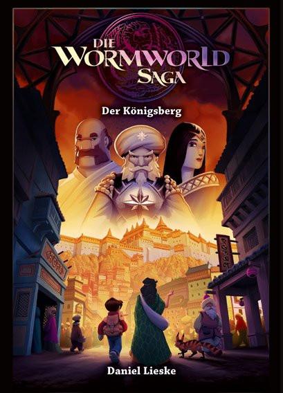 Die Wormworld Saga 03