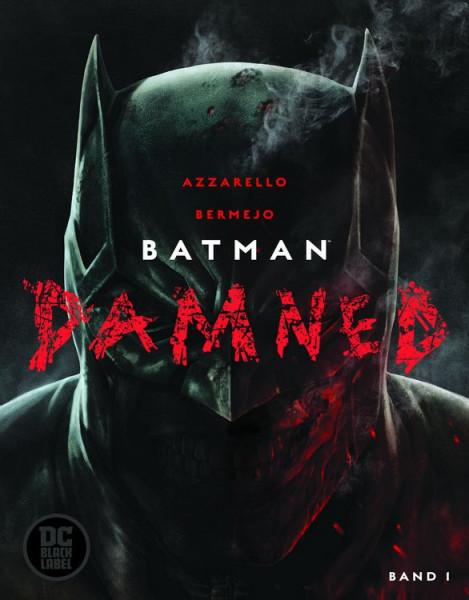 DC Black Label: Batman Damned 01 HC