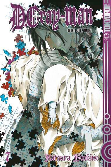 D. Gray-Man 07