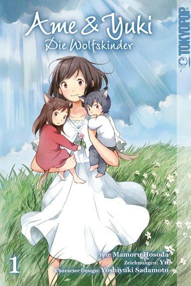Ame & Yuki - Die Wolfskinder 01