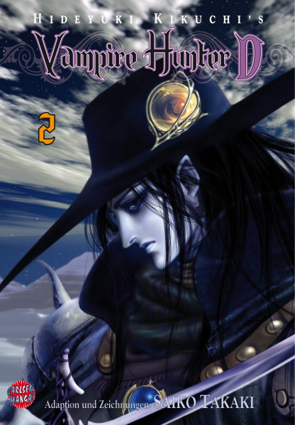 Vampire Hunter D, Band 2