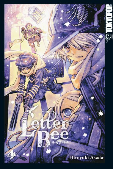 Letter Bee 04