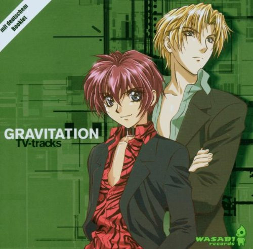 CD Gravitation TV-Tracks