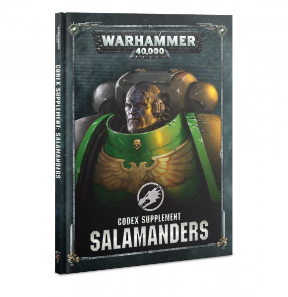 Warhammer 40,000 Codex-Ergänzung: Salamanders