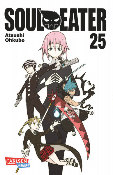 Soul Eater, Band 25