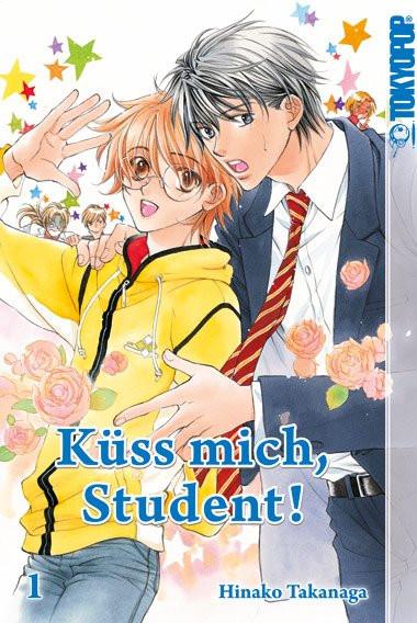 Küss mich, Student! (2in1) 01