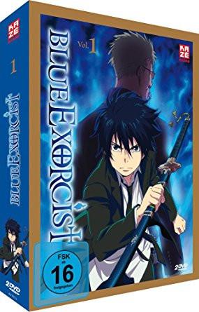 DVD Blue Exorcist Vol. 01