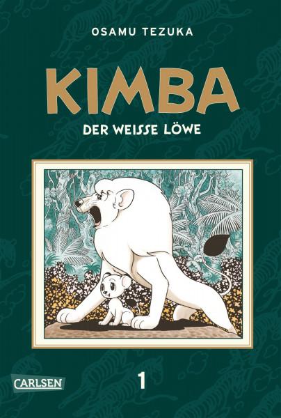 Kimba, der weiße Löwe (Hardcover-Ausgabe), Band 1