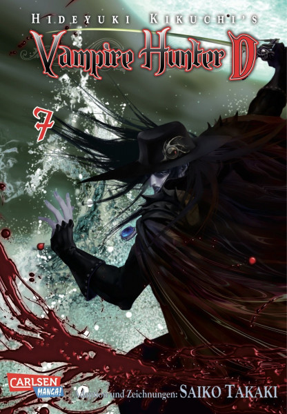 Vampire Hunter D, Band 7