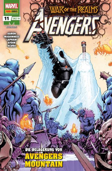 Marvel Neustart - Avengers 11