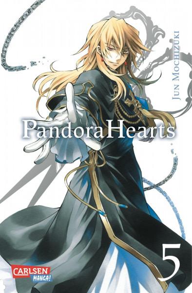 Pandora Hearts, Band 05