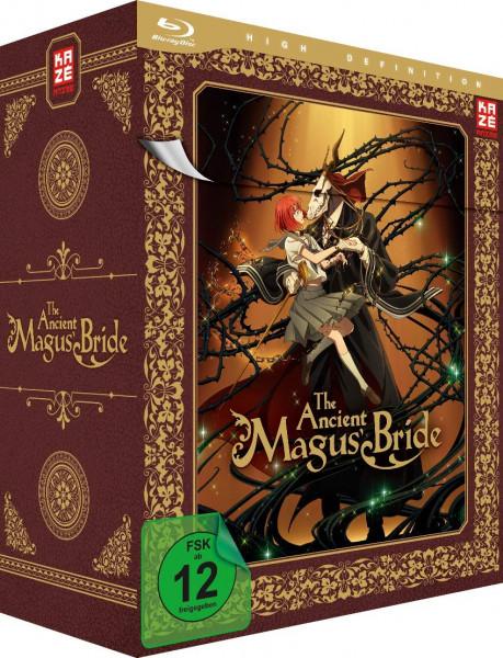 BD Die Braut des Magiers - The Ancient Magus Bride Vol. 01 + Sammelschuber