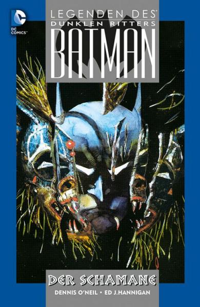Batman Legenden des dunklen Ritters - Der Schamane