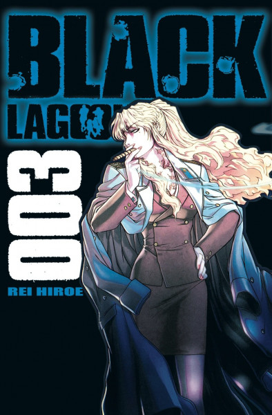 Black Lagoon, Band 3