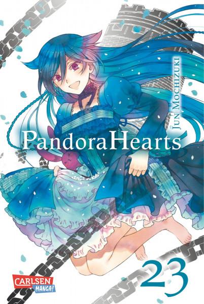 Pandora Hearts, Band 23