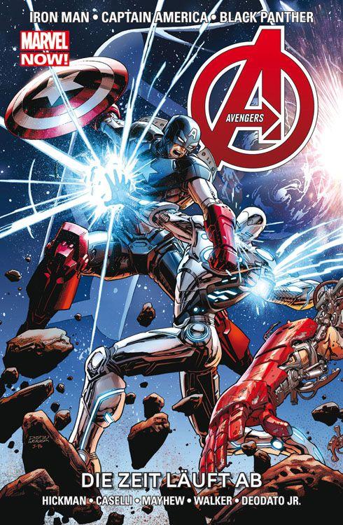 marvel now avengers 09 die zeit läuft ab  comics