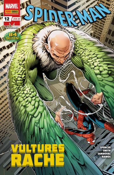 Spider-Man 2019 12 - Vultures Rache