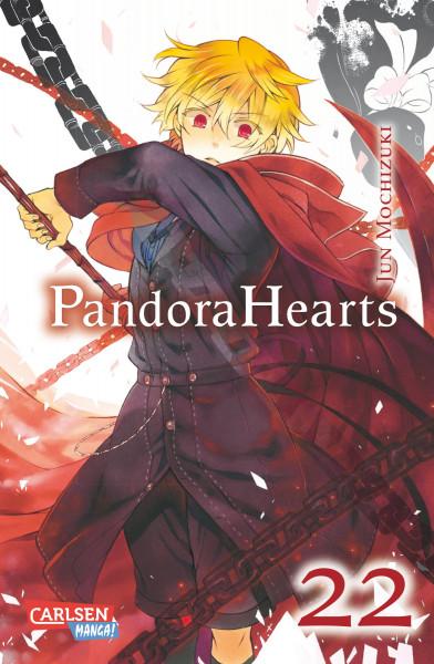 Pandora Hearts, Band 22