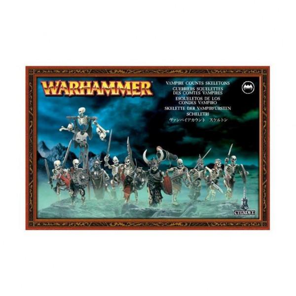 Warhammer: Skelette der Vampirfürsten