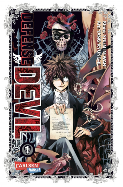 Defense Devil, Band 01