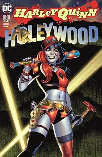 Harley Quinn 08: von Hollywood bis Gotham City