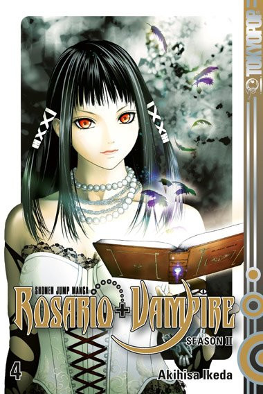 Rosario + Vampire Season II 04