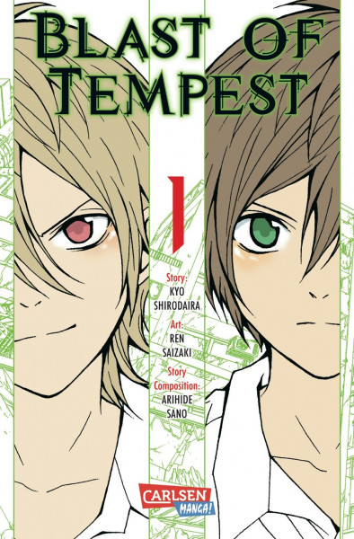 Blast Of Tempest, Band 1