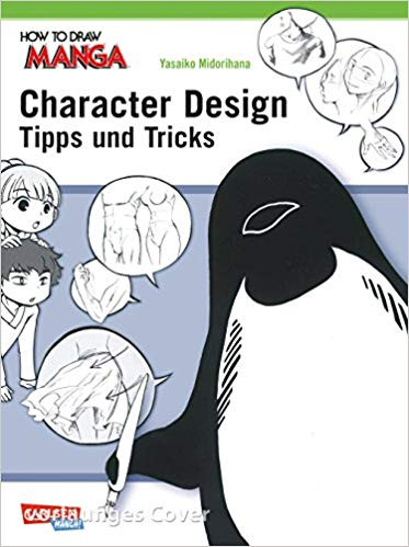How to draw Manga - Character Design Tipps und Tricks