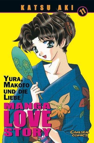 Manga Love Story 11