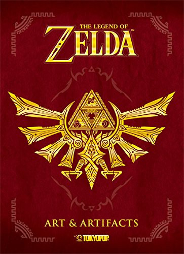 The Legend of Zelda - Art and Artifacts Artbook