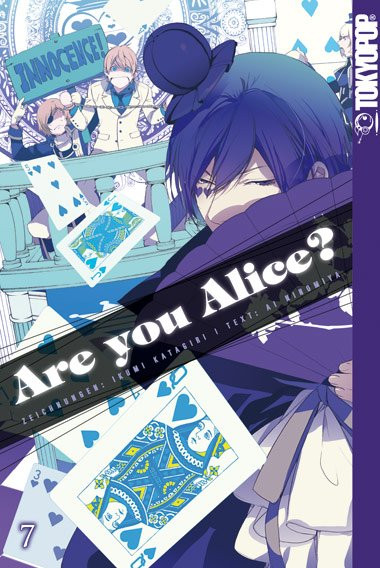 Are you Alice? 07