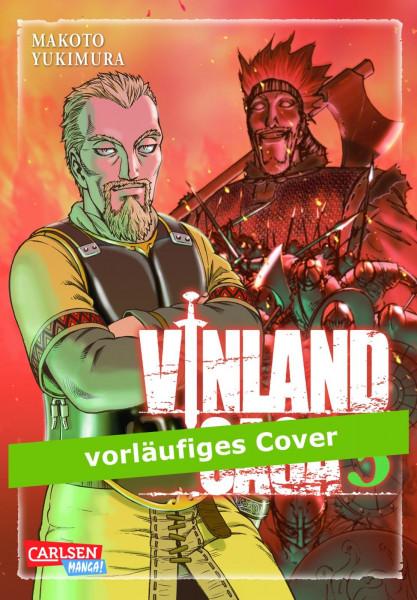 Vinland Saga, Band 3