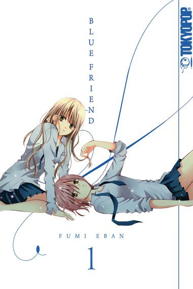 Blue Friend 01
