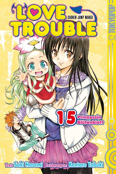 Love Trouble 15