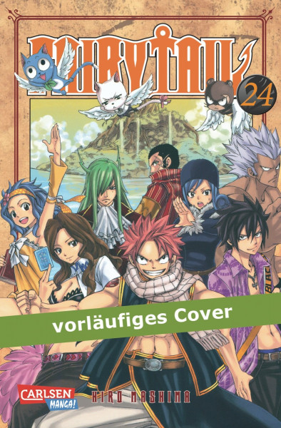 Fairy Tail, Band 24