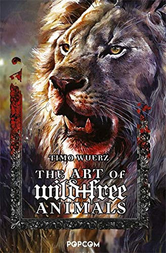 Timo Wuerz - The Art of WILD+FREE Animals