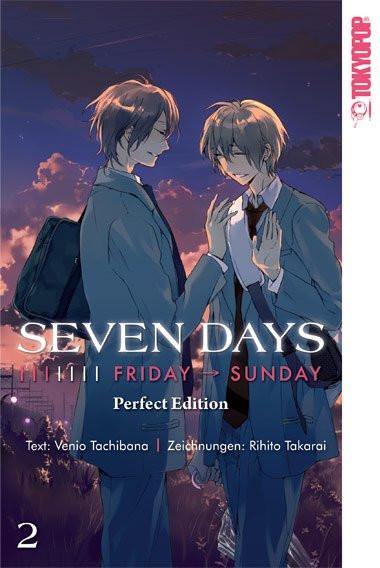 Seven Days 02 (Hc.)