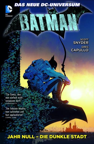 Batman 05 - Jahr Null - Die Dunkle Stadt