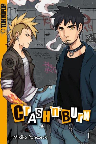 Crash `n` Burn 01