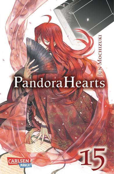Pandora Hearts, Band 15