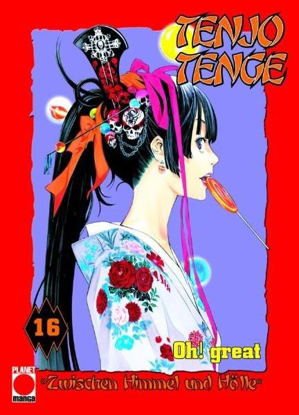 Tenjo Tenge 16 (von 22)