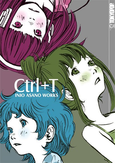 Artbook: CTrl+T Inio Asano Works