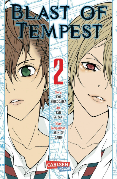 Blast Of Tempest, Band 2